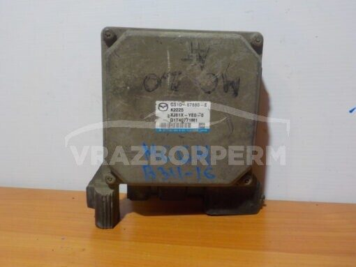 Блок электронный Mazda Mazda 6 (GH) 2007-2013  GS1D67880E