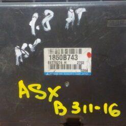 Блок управления двигателем (ЭБУ/мозги) Mitsubishi ASX 2010>  1860B743 1