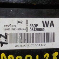 Блок управления двигателем Chevrolet Aveo (T250) 2005-2011 96435559 1