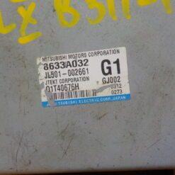 С/блок рулевой рейки Mitsubishi Lancer (CX,CY) 2007> 8633A032 1