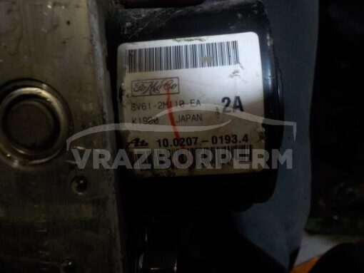 Блок ABS (насос) Mazda Mazda 3 (BL) 2009-2013  10097001393, 8V612M110EA, BBY2437AZD
