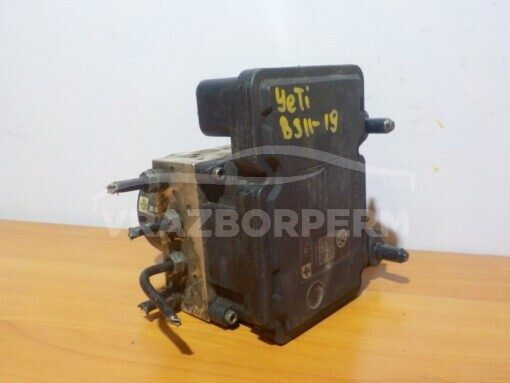 Блок ABS (насос) Skoda Yeti 2009>   1K0614517DE