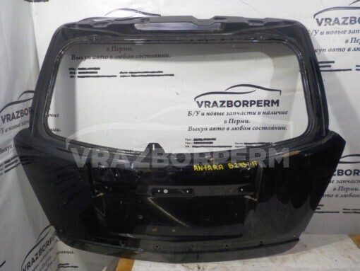 Дверь багажника зад. Opel Antara 2007-2015   95441006