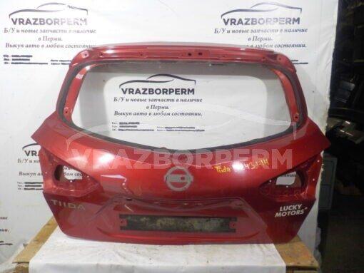 Дверь багажника зад. Nissan Tiida (C13) 2015>   901004MD9A