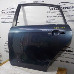 Дверь задняя левая Nissan Almera (G15) 2013>   821014AA8B