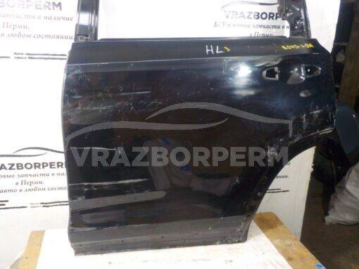 Дверь задняя левая Toyota Highlander III 2013>   670040E120