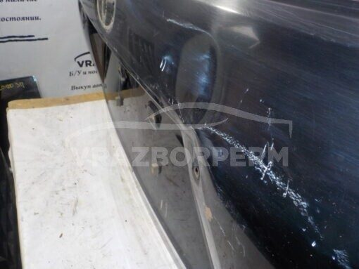 Дверь багажника зад. Toyota Highlander II 2007-2013   6700548412