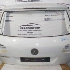 Дверь багажника зад. Volkswagen Touareg 2010-2018   7P6827025