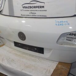 Дверь багажника зад. Volkswagen Touareg 2010-2018   7P6827025 3