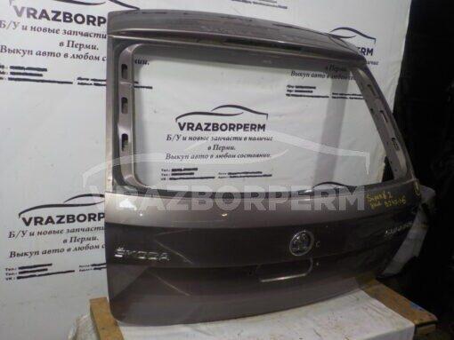 Дверь багажника зад. Skoda Superb 2008-2015   3T9827025D