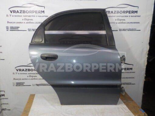 Дверь задняя правая Chevrolet Lanos 2004-2010   96303929