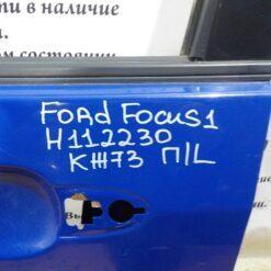 Дверь передняя левая Ford Focus I 1998-2005 1430135 4