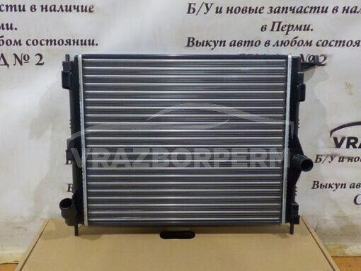 Радиатор основной Nissan Almera (G15) 2013>  214104AA0A, 214104453R, 8200735038, 2140000Q2M