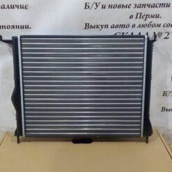 Радиатор основной Nissan Almera (G15) 2013>  214104AA0A, 214104453R, 8200735038, 2140000Q2M 2