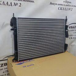 Радиатор основной Nissan Almera (G15) 2013>  214100980R, 8200735039, 2140000Q2L 1
