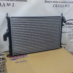Радиатор основной Nissan Almera (G15) 2013>  214100980R, 8200735039, 2140000Q2L 3