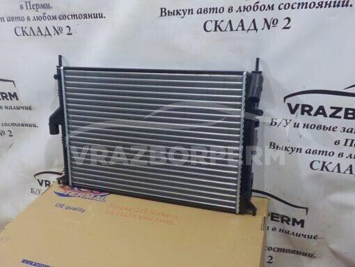 Радиатор основной Nissan Almera (G15) 2013>  214100980R, 8200735039, 2140000Q2L