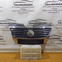 Решетка радиатора Volkswagen Passat [B6] 2005-2010 3C0853651D 3C0853651AHPWF, 3C0853651DPWF