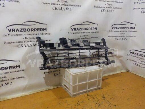 Решетка бампера переднего центр. Renault Logan II 2014>  622542439R