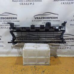 Решетка бампера переднего центр. Renault Logan II 2014>  622542439R 3