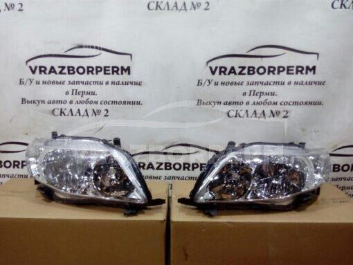 Фары (комплект) перед. Toyota Corolla E15 2006-2013  8113012A60, 8117012A60