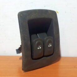 Блок управления стеклоподъемниками перед. лев. Renault Logan 2005-2014