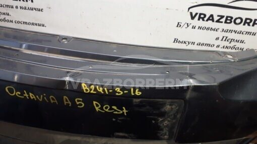 Бампер передний Skoda Octavia (A5 1Z-) 2004-2013   1ZU807221