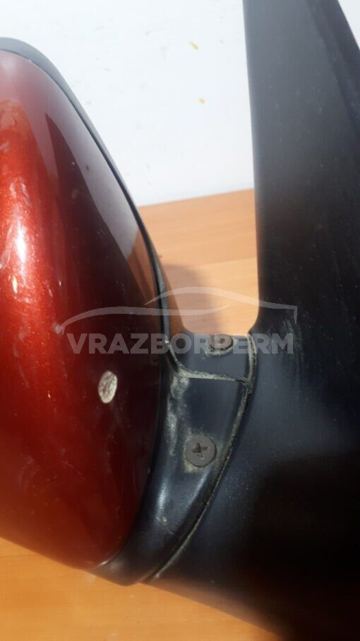 Зеркало правое перед. Kia RIO 2011-2017  876204Y031