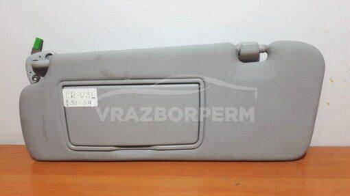 Козырек солнцезащитный (внутри) перед. лев. Honda CR-V 2007-2012  83280SWAE94ZA