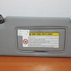 Козырек солнцезащитный (внутри) перед. прав. Honda CR-V 2007-2012  83230SWAA81ZB