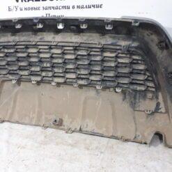 Решетка бампера переднего центральная (под ПТФ) Renault Duster 2012>   622542036R.622542036R 3