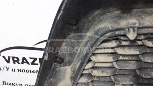 Решетка бампера переднего центральная (под ПТФ) Renault Duster 2012>   622542036R.622542036R