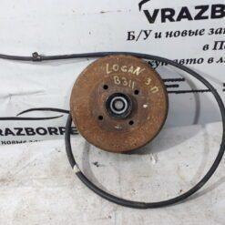 Барабан тормозной зад. прав. Renault Logan 2005-2014  6001548126