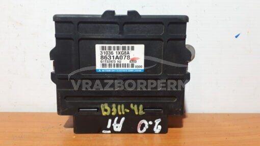 Блок управления АКПП Mitsubishi Lancer (CX,CY) 2007>  8631a078