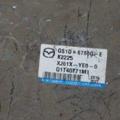 С/блок рулевой рейки Mazda Mazda 6 (GH) 2007-2013  q1t40772h.k2225 3