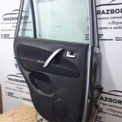 Дверь задняя левая Chery Tiggo (T11) 2005-2015  T116201010DY 4