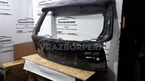 Дверь багажника зад. BMW X5 E70 2007-2013  41627262544