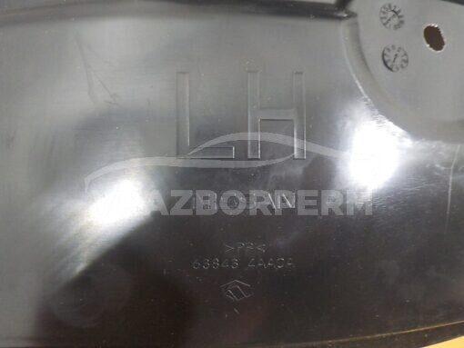 Локер (подкрылок) передний левый Nissan Almera (G15) 2013>  638434AA0A