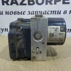 Блок ABS (насос) Opel Astra H / Family 2004-2015 13246534BE 5530150, 5530160, 5530124, 5530130, 5530137, 93191453, 93174919, 93182330, 93183032, 93186371 3