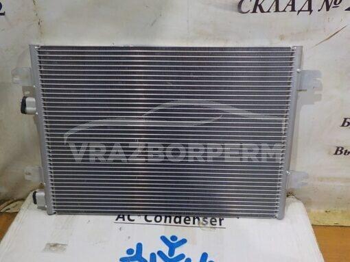 Радиатор кондиционера Nissan Almera (G15) 2013>  8200741257, 921007794R, 8200182361, 2765000Q1C, 921004AA0A