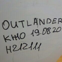 Бампер передний Mitsubishi Outlander (GF) 2012>  6400D558ZZ 11