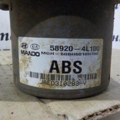 Блок ABS (насос) Hyundai Solaris 2010-2017  589204L100 6
