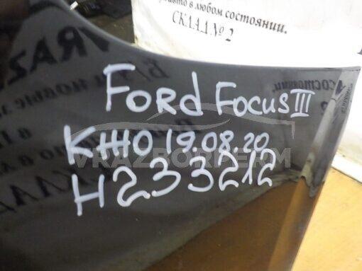 Бампер задний Ford Focus III 2011>  1744021
