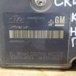 Блок ABS (насос) Opel Astra J 2010>  13365622 2