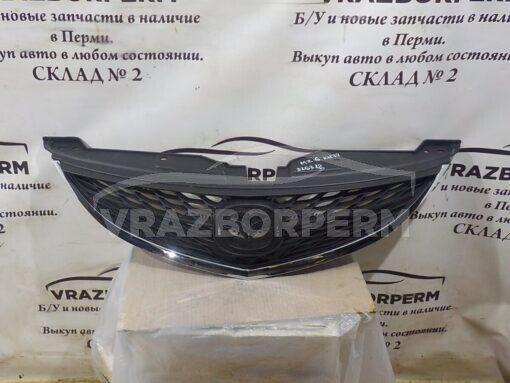 Решетка радиатора Mazda Mazda 6 (GH) 2007-2013  GS1D50710F, GS1D50710G, GS1D50710E