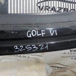 Решетка радиатора Volkswagen Golf VI 2009-2013  5K0853651APZLL, 5K0853651 3
