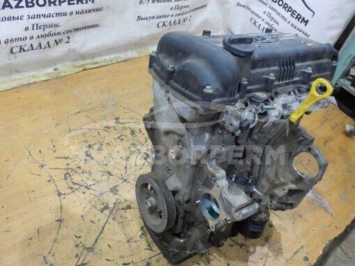 Двигатель (ДВС) Hyundai Solaris 2010-2017  211012BW04, 211012BW02
