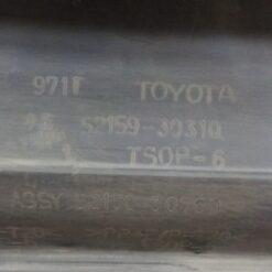 Бампер задний Toyota Crown Majesta S170 1999-2004  5215930310 10