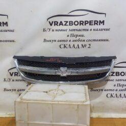 Решетка радиатора Chevrolet Lacetti 2003-2013  96547248, 95015354, 96547250, 96469714