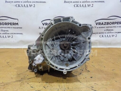 МКПП (механическая коробка переключения передач) Ford Fusion 2002-2012 2N1R7002AF 1478140